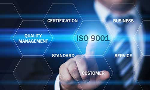 SFFECO Global ISO Certificate