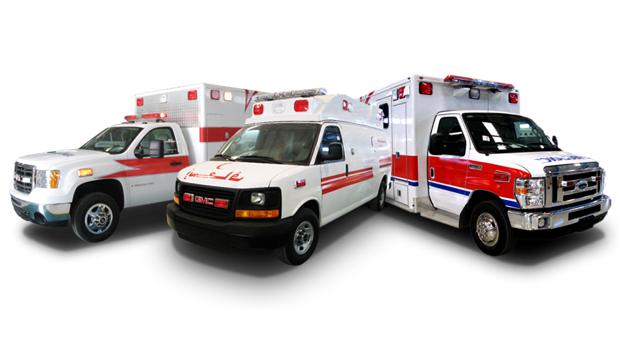 Health & Medical Vehicles