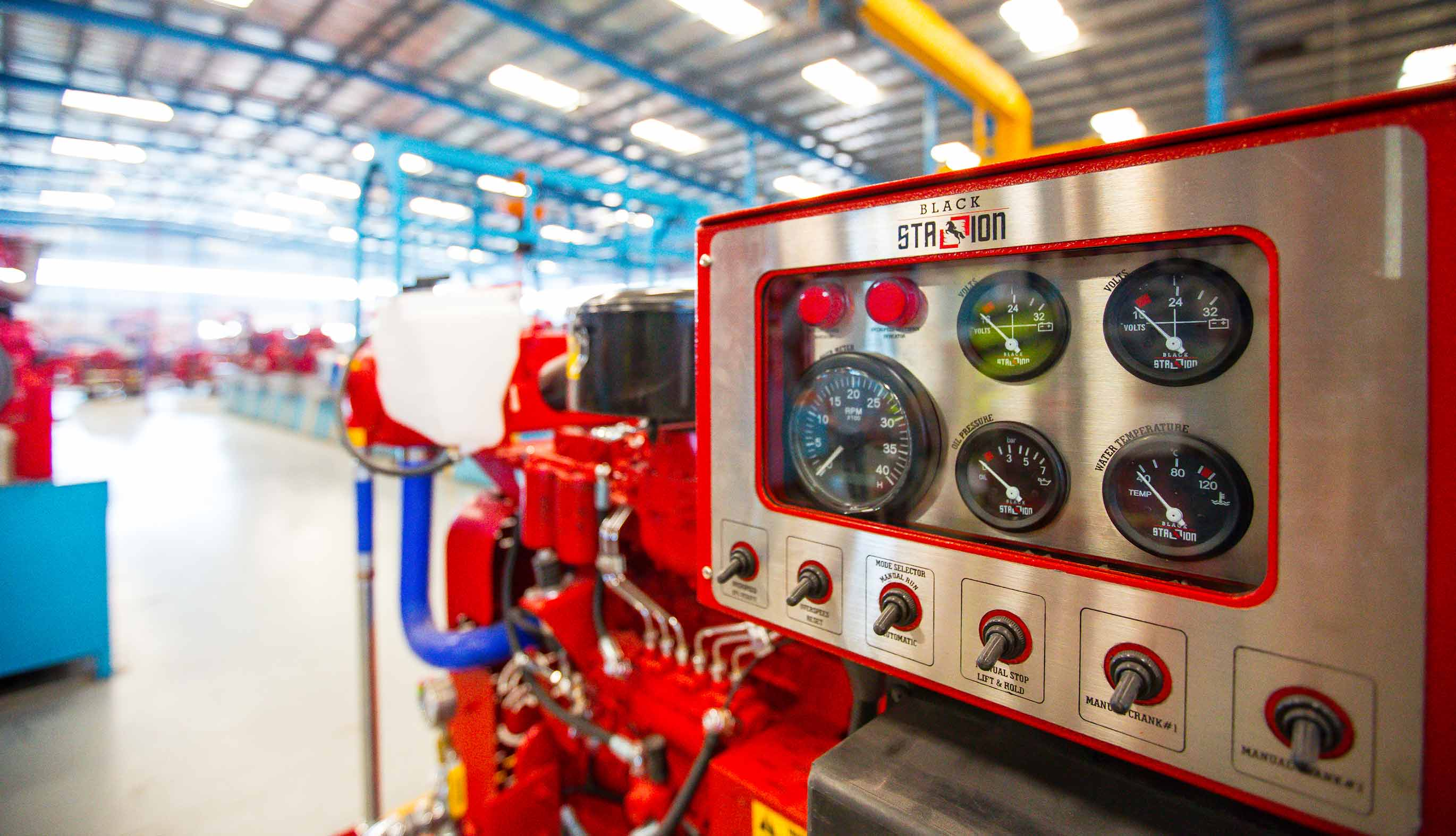 SFFECO GLOBAL - Fire Fighting Products | Diesel Engine