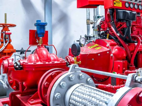 Emergency Generators or Diesel Engine Driven Pumps