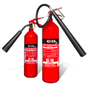 SFFECO Carbon Dioxide Fire Extinguishers