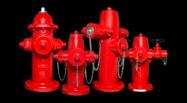 SFFECO Dry Barrel Hydrants
