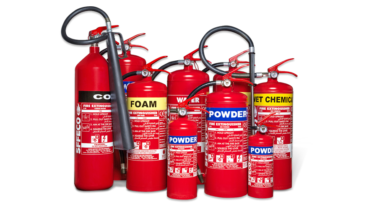 SFFECO Portable Fire Extinguishers