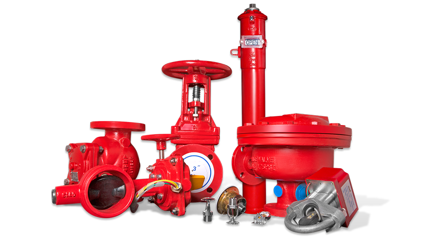 Valves and Sprinklers
