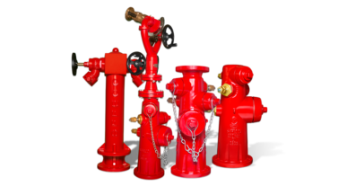 SFFECO Wet Barrel Hydrants