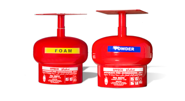 SFFECO Automatic Fire Extinguishers