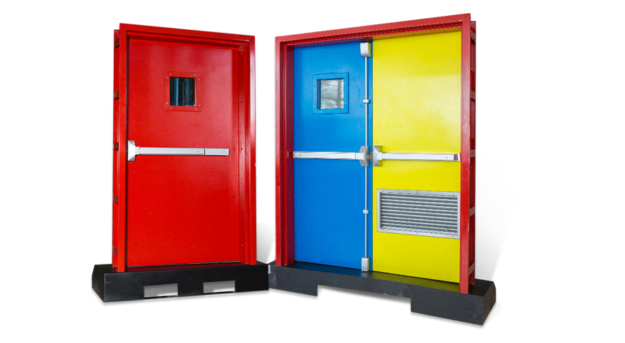 Fire Door Assemblies