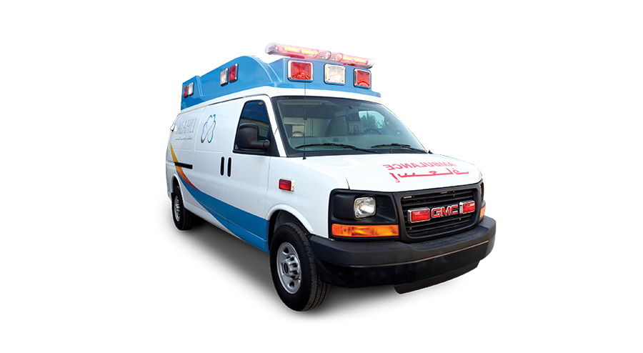 Ambulance Type 2