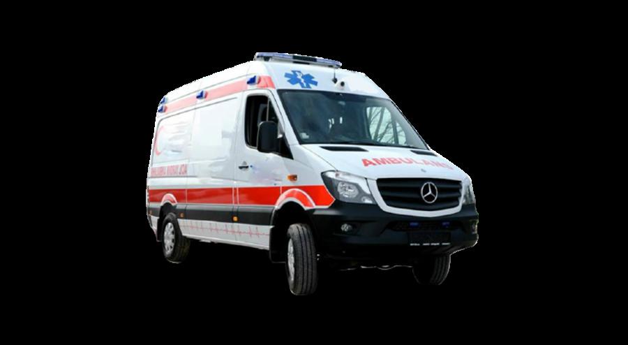 Standard EN Ambulance