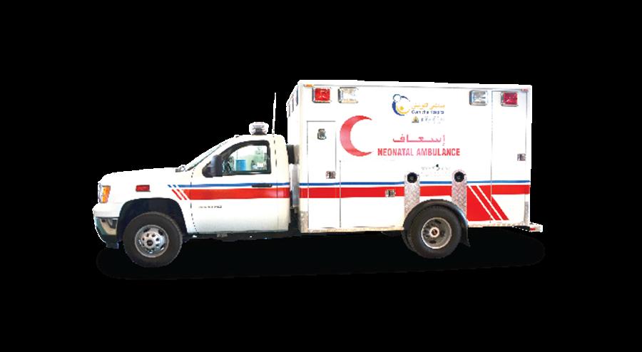 Neo Natal Ambulance