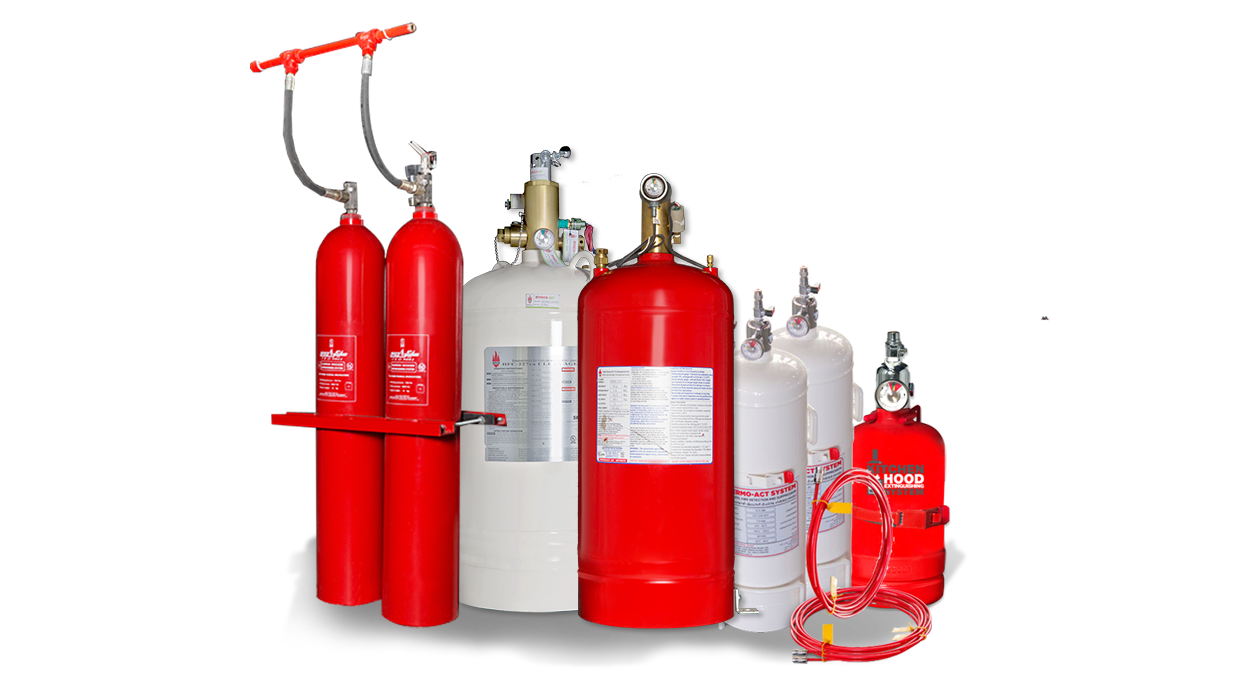 Extinguishing & Suppression Systems